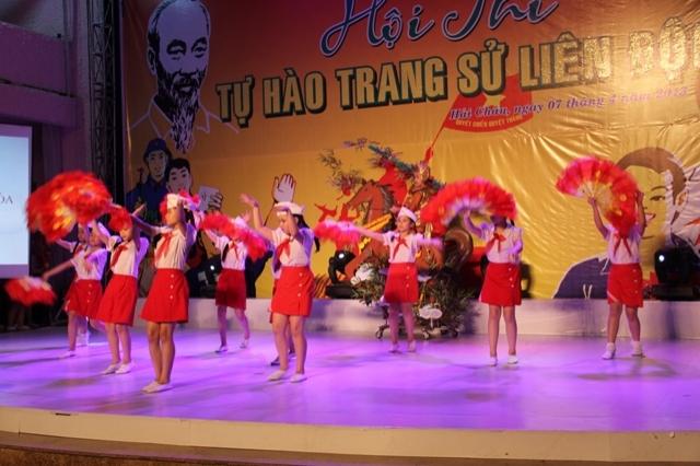 Sơ lược về Đội TNTP Hồ Chí Minh
