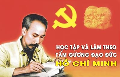CHỈ THỊ CỦA BỘ CHÍNH TRỊ về tiếp tục đẩy mạnh việc học tập và làm theo tấm gương đạo đức Hồ Chí Minh