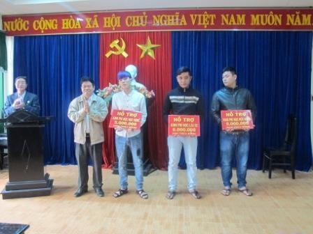 Cựu chiến binh Hòa Minh: nỗ lực trong công tác giúp đỡ thanh thiếu niên vi phạm ma túy tiến bộ
