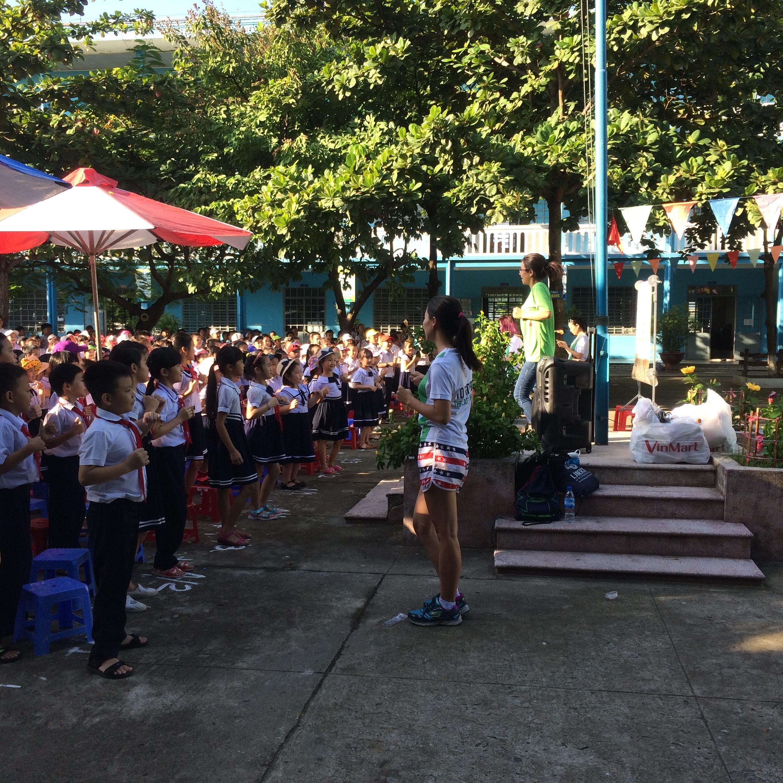 Nguyễn Đức Cảnh tuyên truyền phòng, chống xâm hại tình dục trẻ em năm 2017