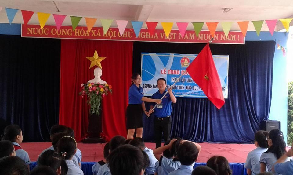 Liên Chiểu thành lập mới Liên đội Trung tâm hỗ trợ, giáo dục hòa nhập Đà Nẵng